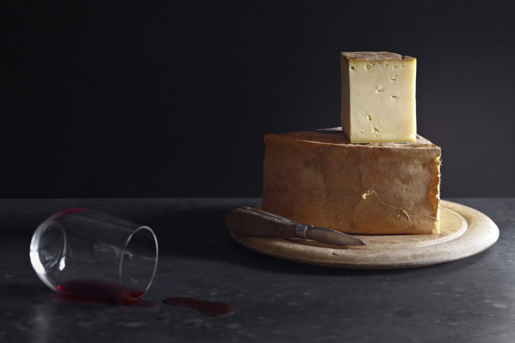 Raw Milk Vacherin Fribourgeois from Fribourg, Switzerland selected by Rolf Beeler