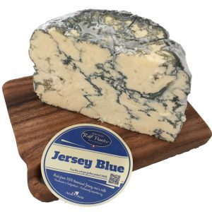 Jersey Blue made by Willi Schmid in the Toggenburg in Switzerland
