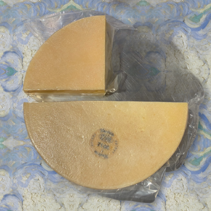 Raclette Berghof - round wheel cuts