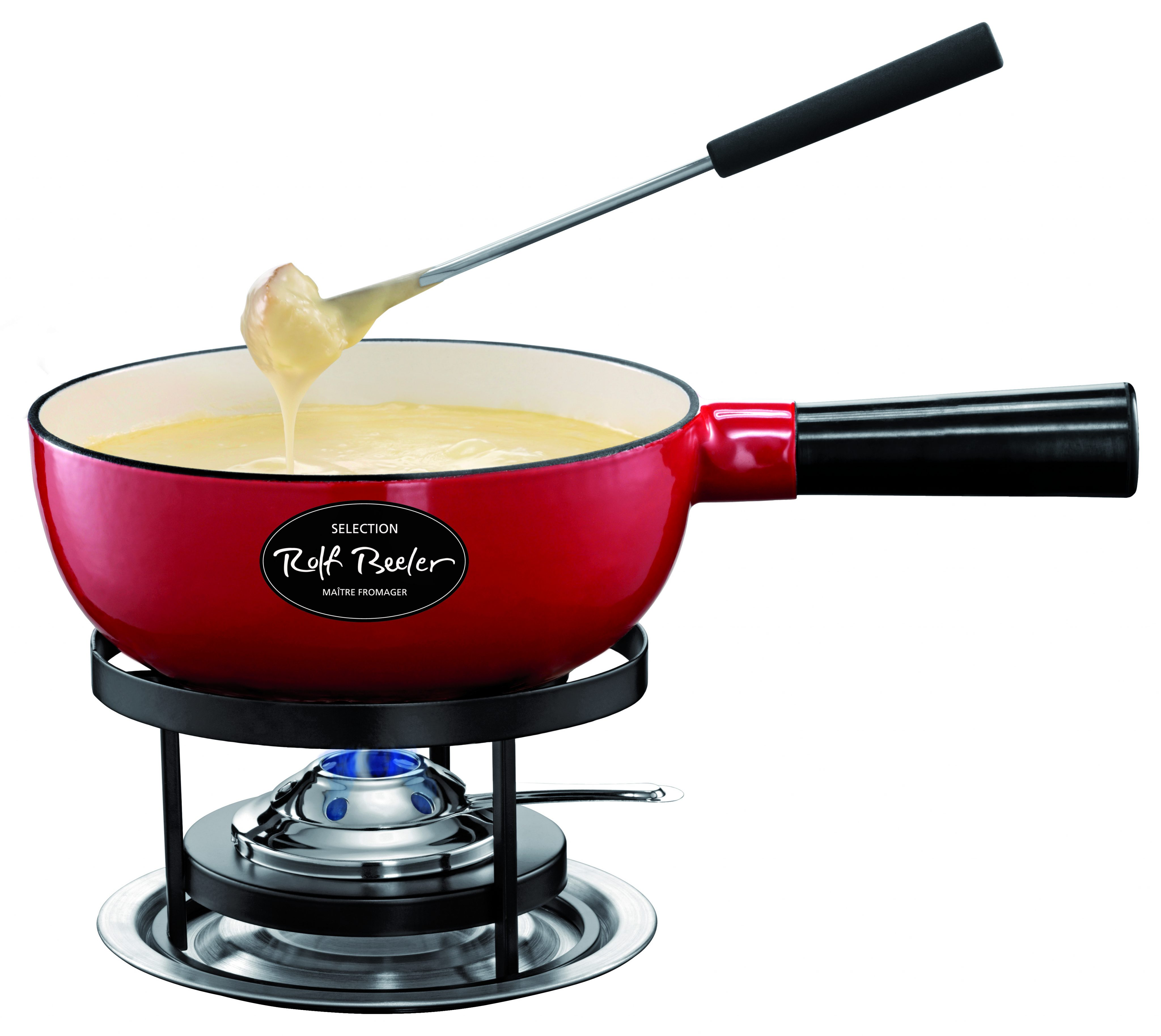 Rolf Beeler Fondue Set The Red Cow
