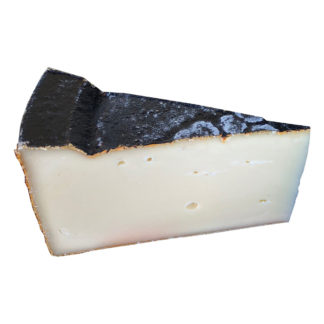 Pinot Noir washed raw milk cheese from Mont Vully, Switzerland