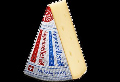 Unpasteurised raw milk Swiss Appenzeller Classic