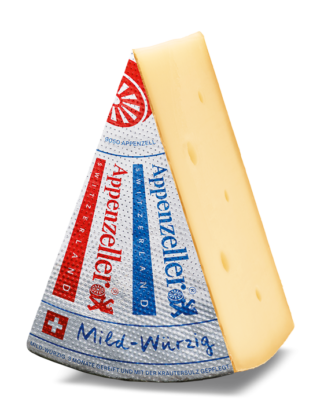 Swiss Appenzeller Cheese