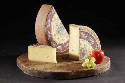 Swiss Vacherin Fribourgeois made from unpasteurised raw milk