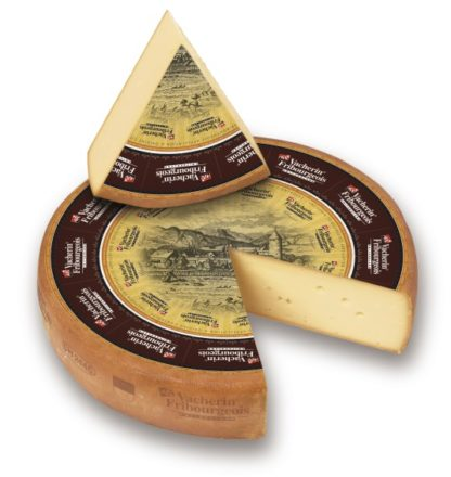 Vacherin Fribourgeois from Switzerland