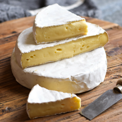Made by Milawa in Victoria: Brie 450g