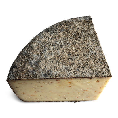 Hagebuttenkäse made from unpasteurised raw milk