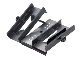 Double cheese holder for TTM raclette grills