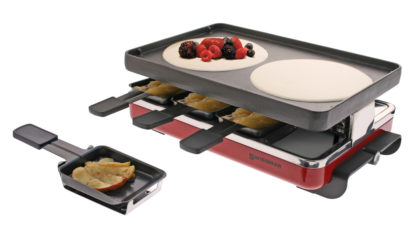 Swissmar 8 Person Raclette Party Grill
