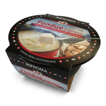 Fondue Express 150g by Mifroma made in Switzerland