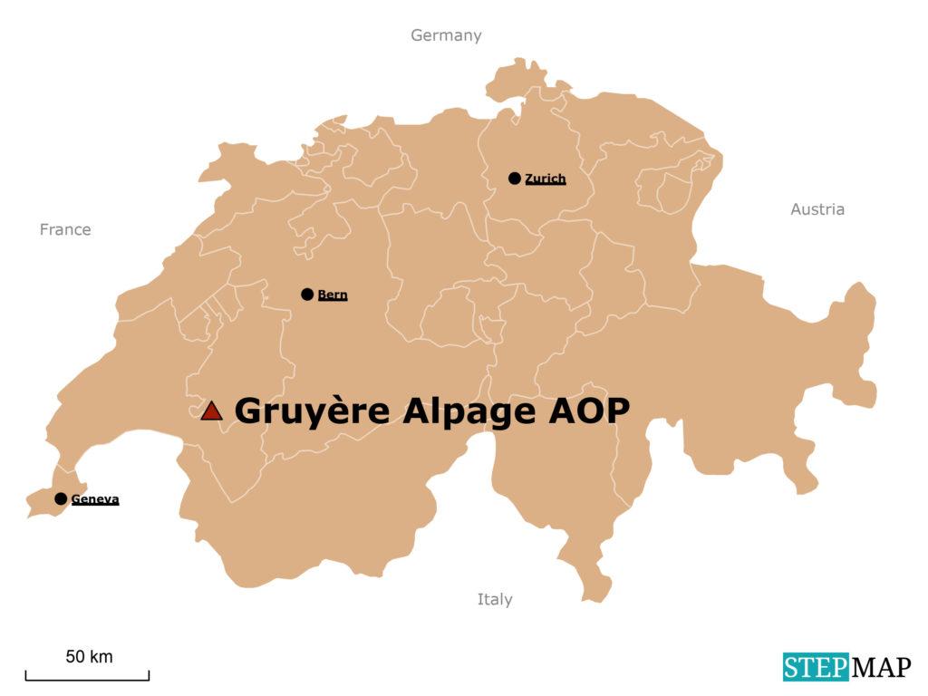 Origin Gruyère Alpage AOP