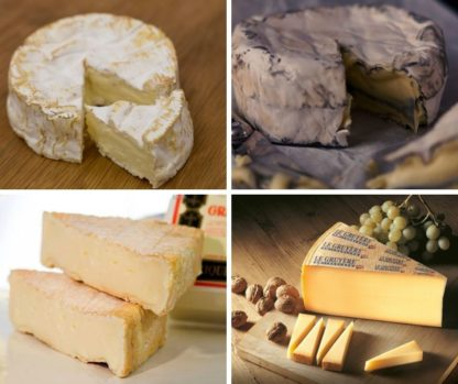 Alpine Express Amazing 4 cheese pack delivered to your door