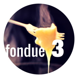 Fondue Mix 3 Cheeses