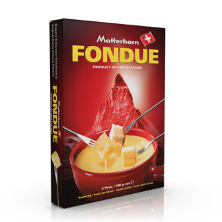 Ready Made Fondue - Matterhorn Swiss Cheese Fondue
