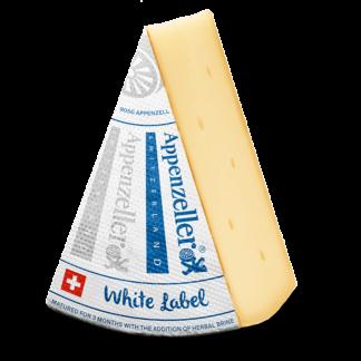 Appenzeller White Label - Rahmkäse - with extra cream