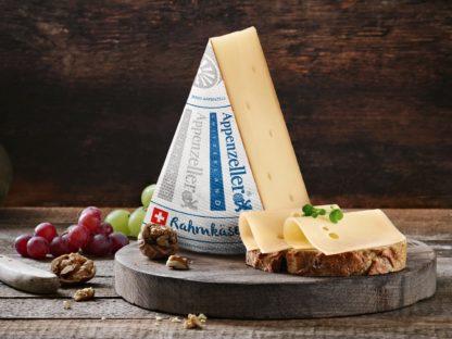 Appenzeller with extra cream: Appenzeller White Label