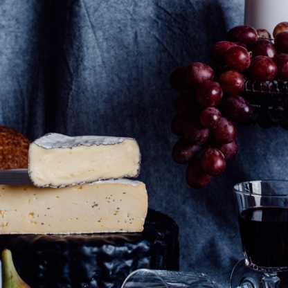 Cremeux Truffle Brie from South Australia
