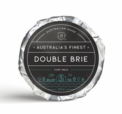 Australia's Finest Double Brie 200g from South Australia