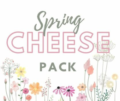 Handcrafted Spring Cheese Pack