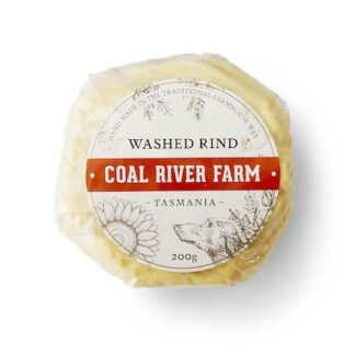 Coal River Farm Washed Rind